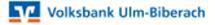 Logo Volksbank Ulm-Biberach