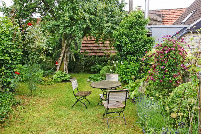 Tag der offenen gartent r in bissingen ochsenwang for Naturgarten gestalten