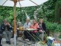 Gartenbesuch Schmid - Gemuetlicher Gartenplausch