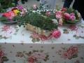 Tag der Rose 2008 in Ulm - Rosengesteck